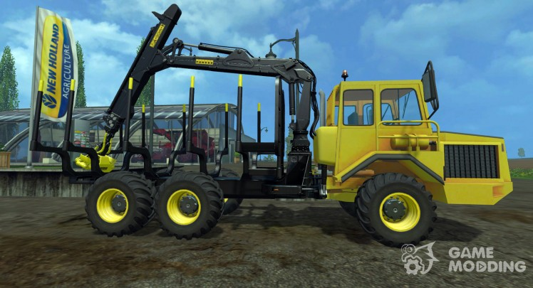 Volvo BM Forwarder v1.0