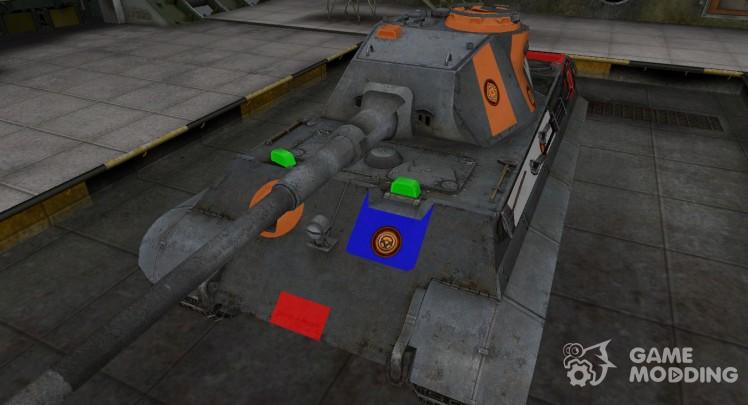Качественный скин для PzKpfw VIB Tiger II