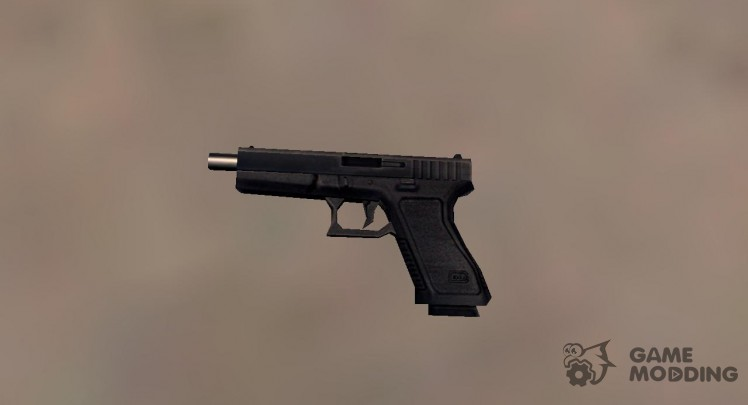 Glock 18 of CS 1.6