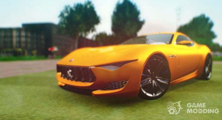 Alfieri Maserati Concept