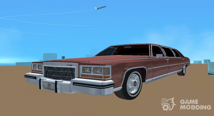 1985 Cadillac Fleetwood Brougham Limousine