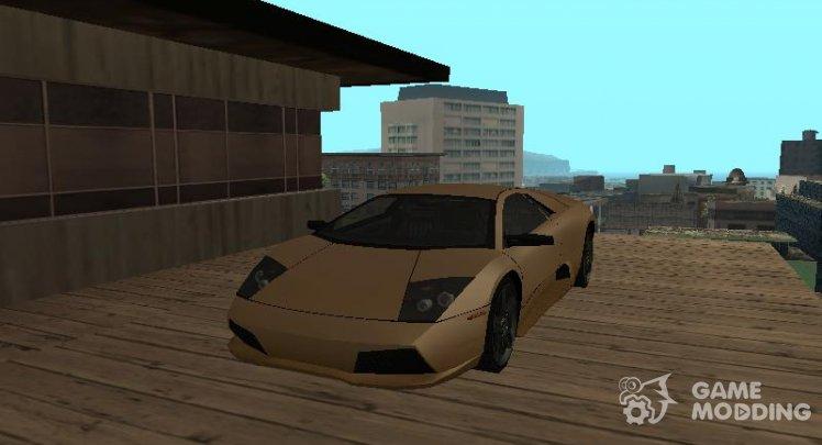 Lamborghini for GTA San Andreas