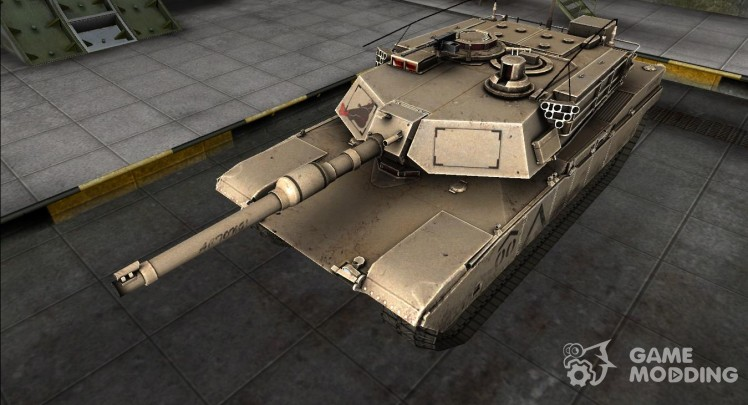 Remodeling for the M6A2E1