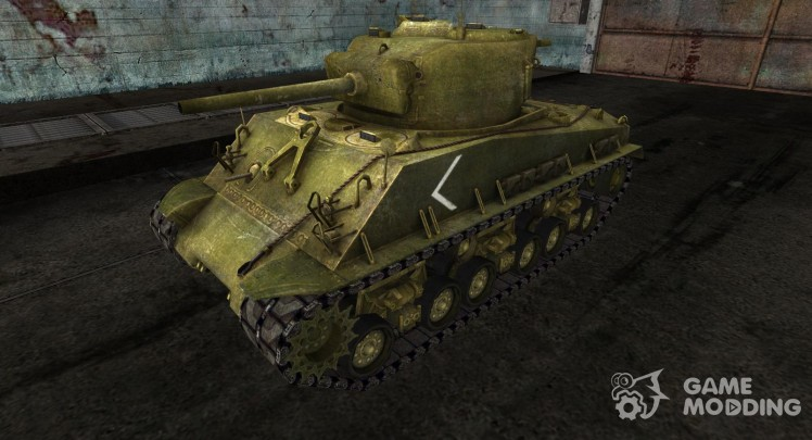 Skin for M4A3E8 Sherman