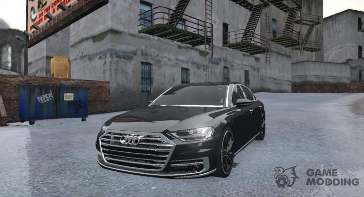 Audi A8 2017 D5
