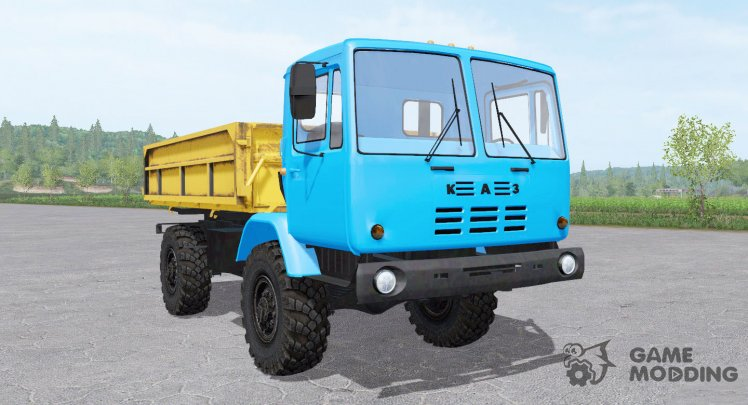 KAZ 4540 Colchis for Farming Simulator 2017