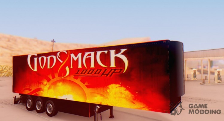 Godsmack 1000hp Trailer 2014