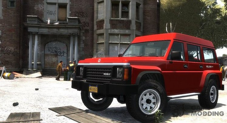 Annis Hellion XL (GTA 5)