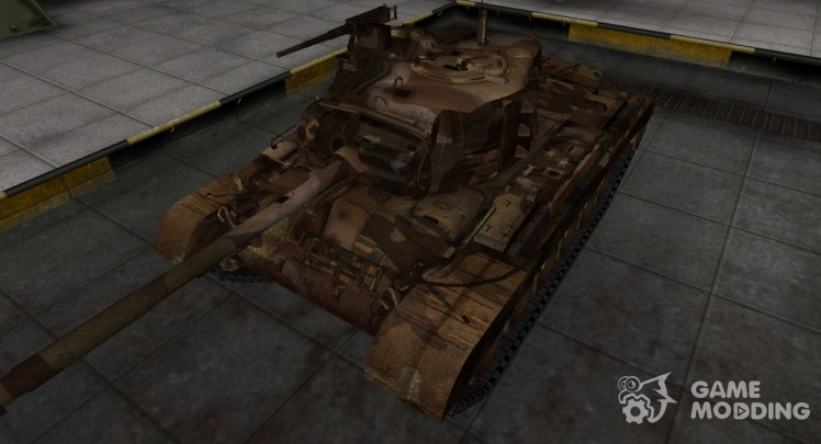 Американский танк M46 Patton