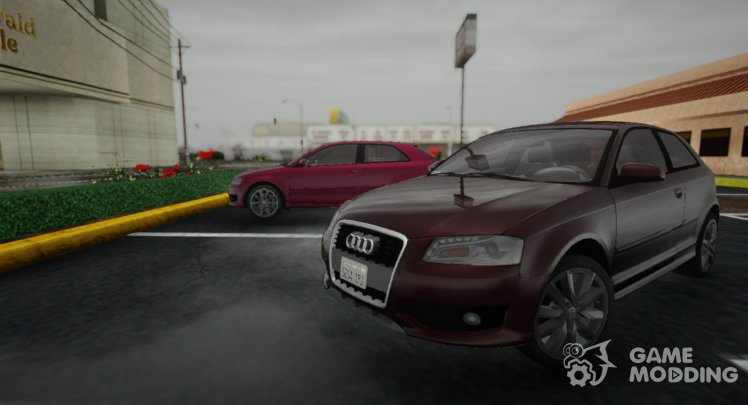 2010 Audi A3 for GTA San Andreas