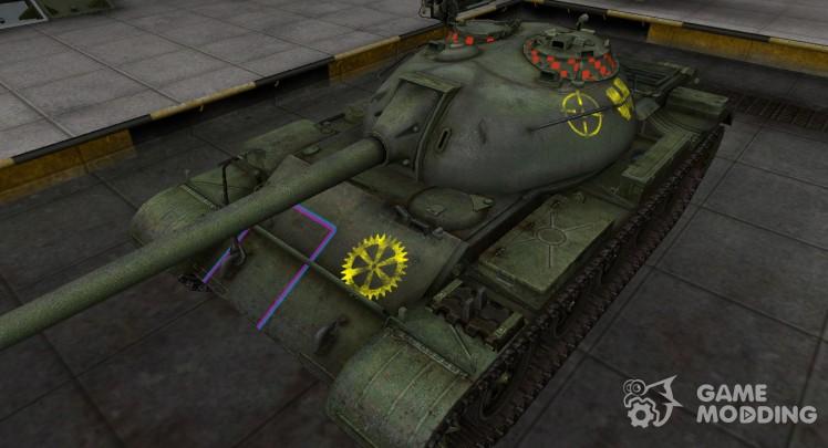 Контурные зоны пробития Type 59