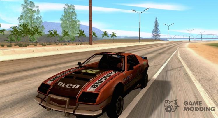 FlatOut 2 for GTA San Andreas