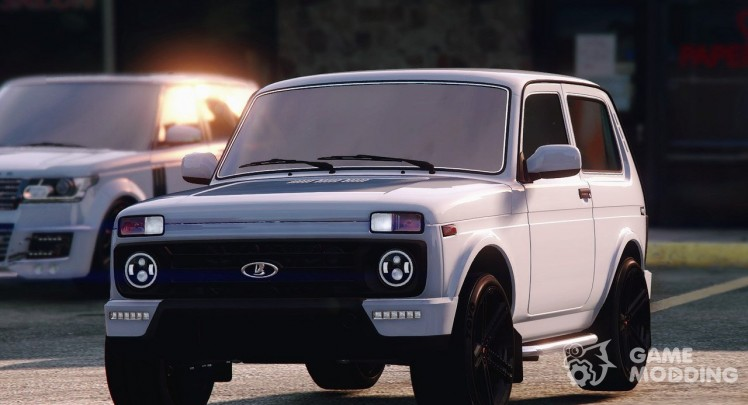 LADA Niva Urban 2016 1.2 for GTA 5