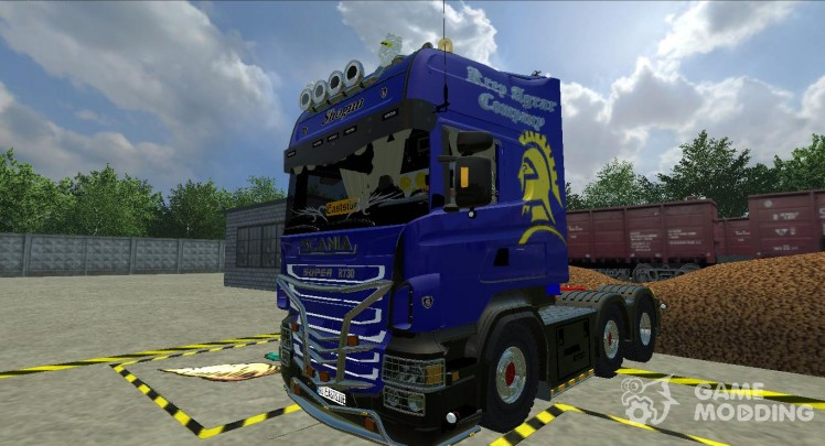 Scania R620 Shogun
