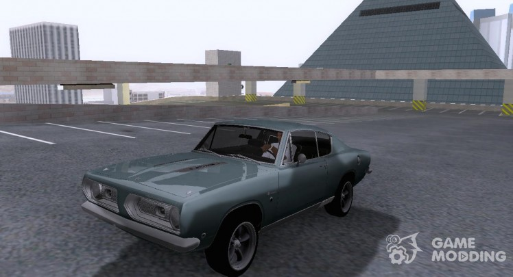 Plymouth Barracuda 1968