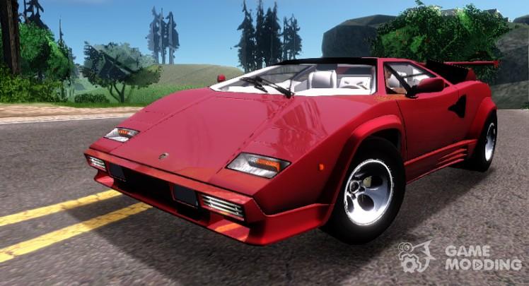 Lamborghini Countach LP5000QV