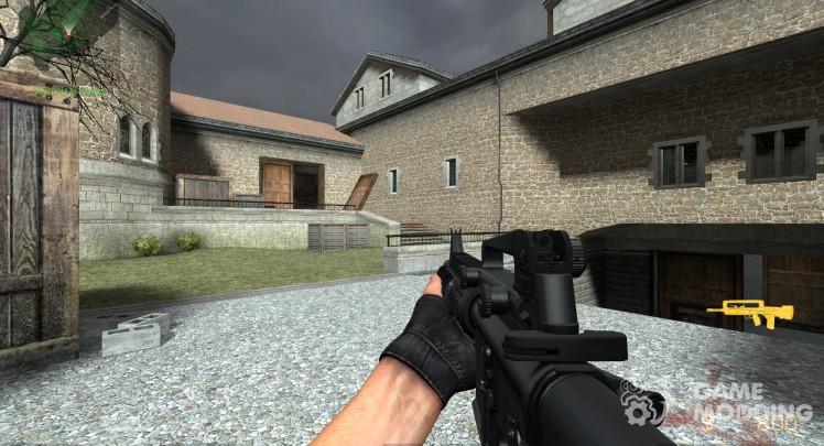 M16A4 анимации v2
