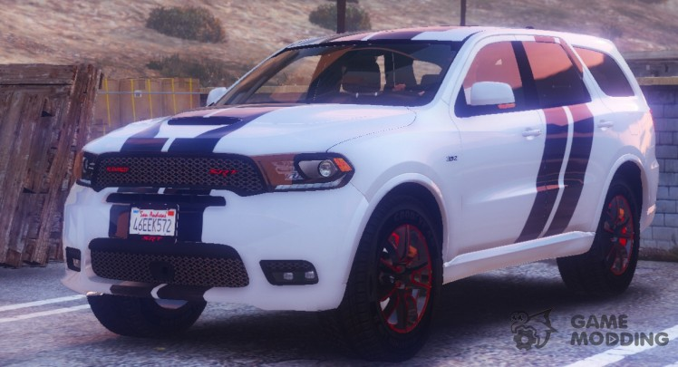 Dodge Durango SRT HD 2018 1.6