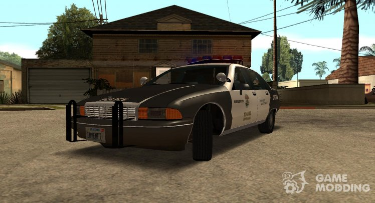 Chevrolet Caprice LSPD Police/NYPD