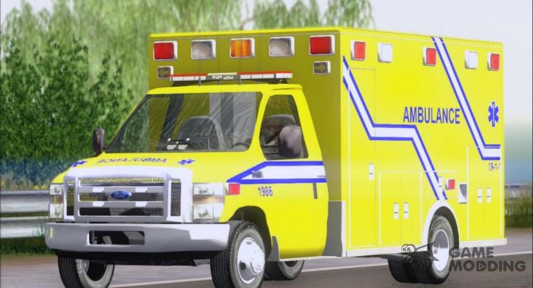 Ambulance For Gta San Andreas  U00bb Page 10