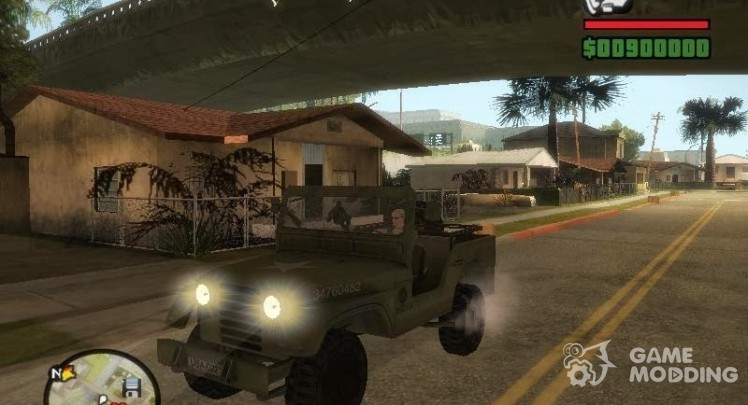 Jeep из The Bureau XCOM Declassified