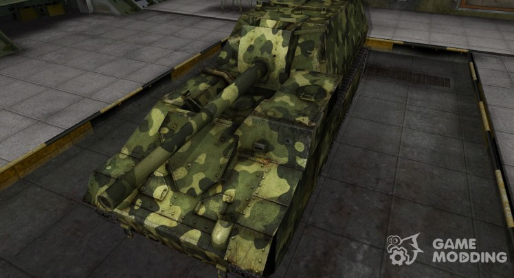 Skin for Su-14 with camouflage