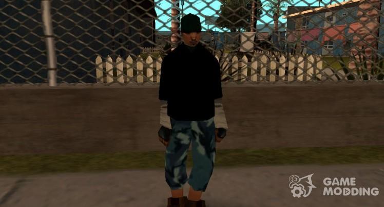 Street thug