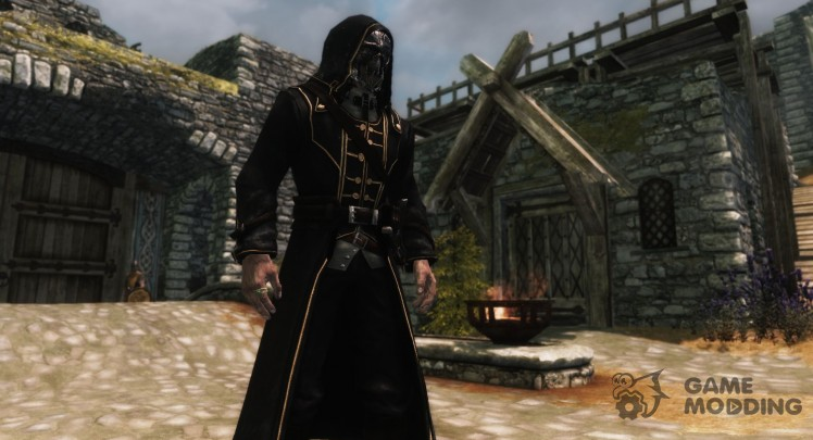 Skyrim Dishonored Lord Protector