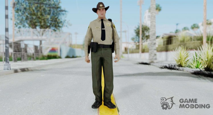 GTA 5 Sheriff