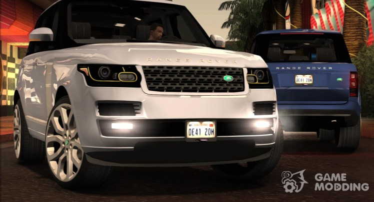 Land Rover Range Rover Supercharged Series 2014 IV