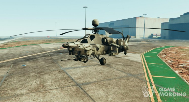 MI-28 Night Hunter v0.01