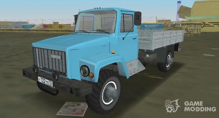 ГАЗ 3308 Садко Автолаборатория