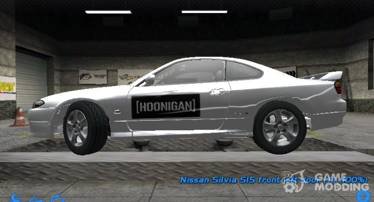 Decal HOONIGAN