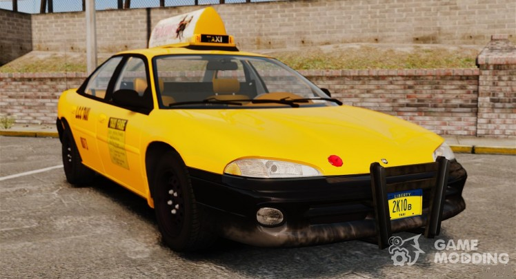 Dodge Intrepid 1993 Taxi