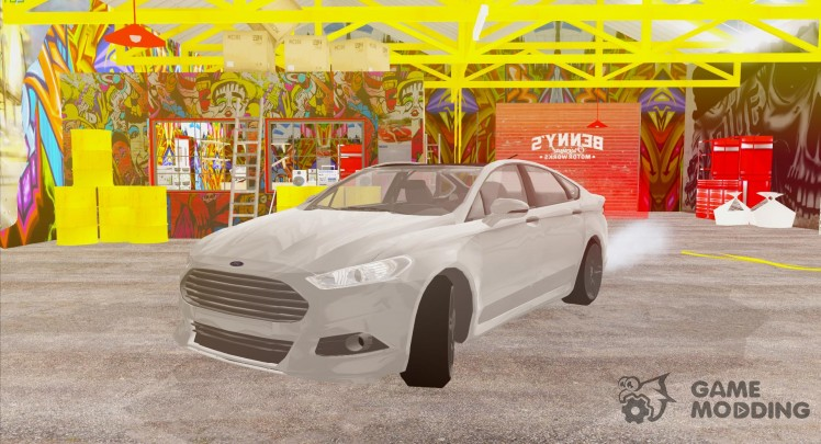 Ford Fusion Styling Package by 3dCarbon 2014