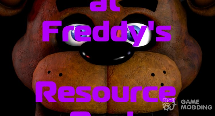 Five Nights at Freddy's Resource Pack