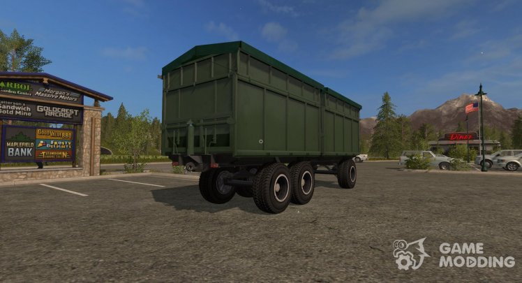Mod PTS-12 version 3.2