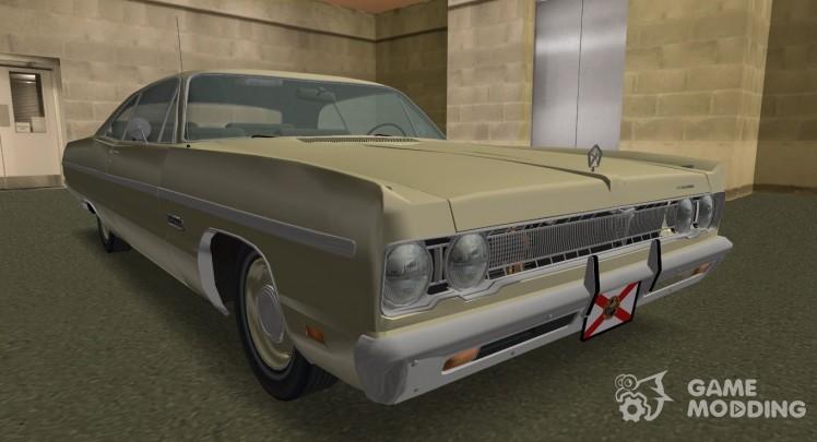 Plymouth Fury III 1969 Coupe