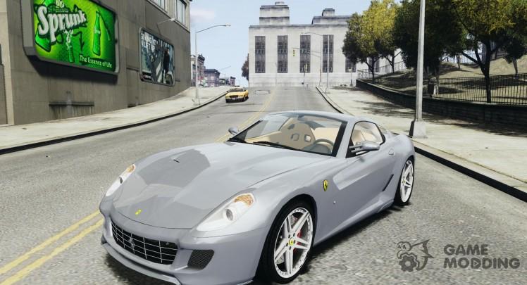 Ferrari 599 GTB Novitec Rosso