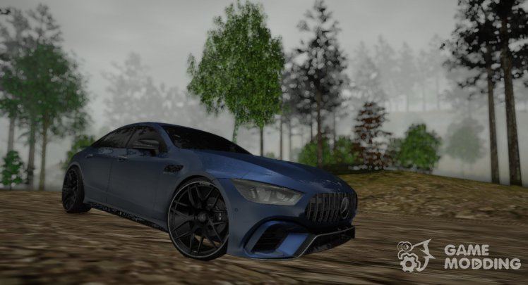 Mercedes-Benz AMG GT63 2019