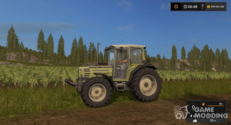 Repair of equipment for Farming Simulator 2017