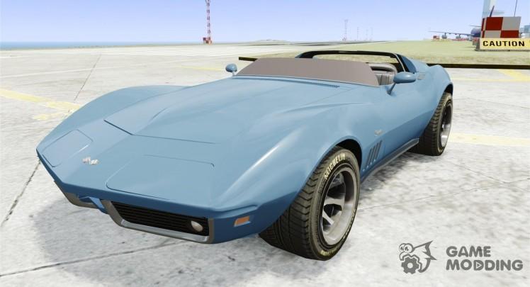 Chevrolet Corvette Sting Ray 1970 Custom