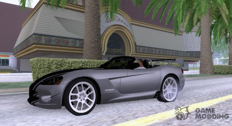 Dodge Viper SRT-10 Roadster ACR 2004