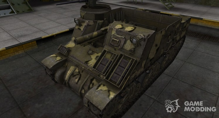 Simple skin M7 Priest