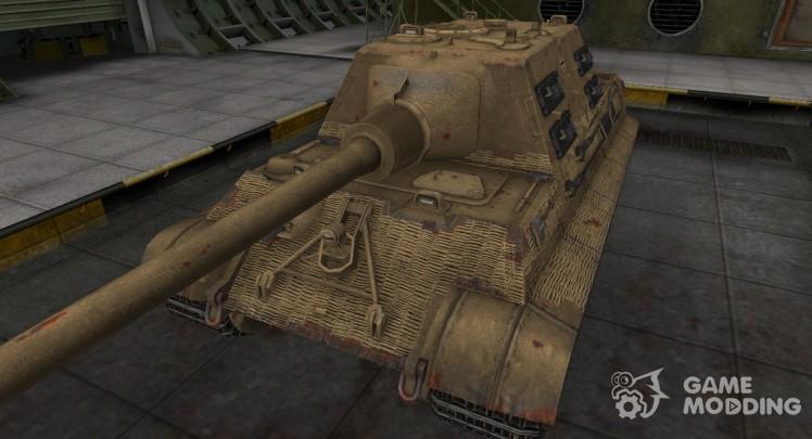 Исторический камуфляж Jagdtiger