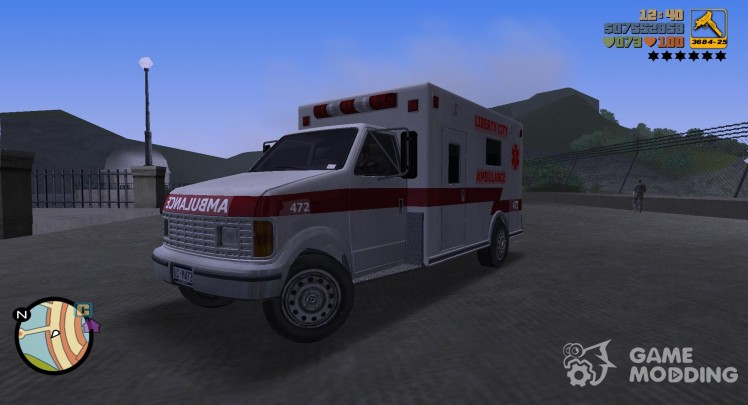 Ambulance HD