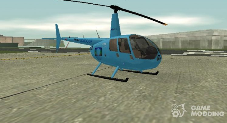 Helicopter R44 Rave