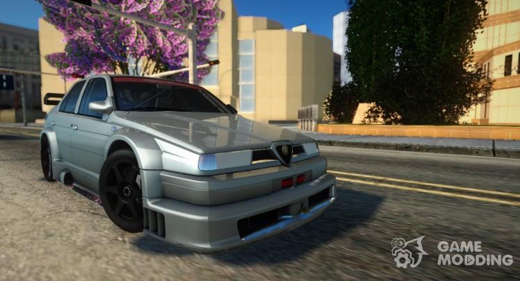 1993 Alfa Romeo 155 V6 Ti