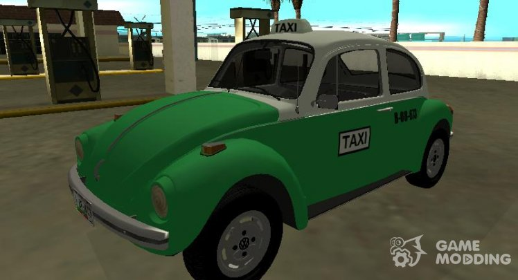 Volkswagen Beetle 1994 Taxi from Mexico