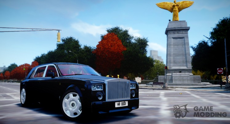 2012 the Rolls-Royce Phantom EWB Dragon Edition